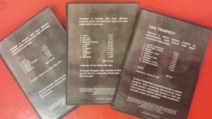 Balíček 3 DVD (Basic, New Energy a Choreografie)