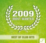 2009 MOST WANTED Club Hits - SLEVA