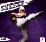 100% PURE POWER Spring Break 2010