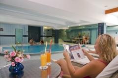 Fitness centrum Hotel International Brno