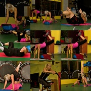 Fitness centrum IRON GYM